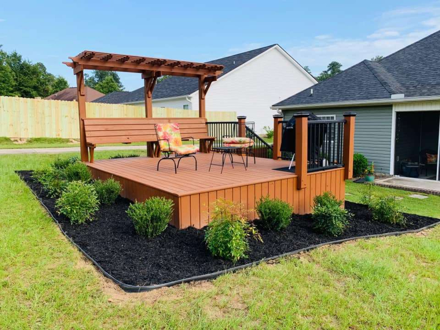 Discover how we can enhance your yard